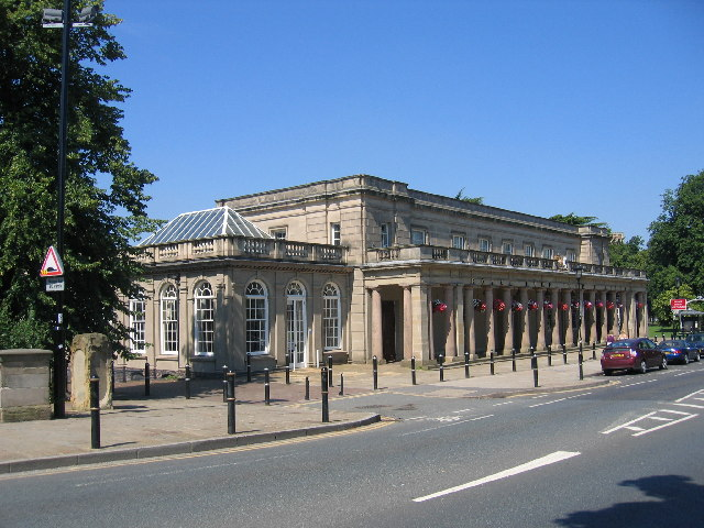 Attractions - Leamington Spa Pump Rooms
