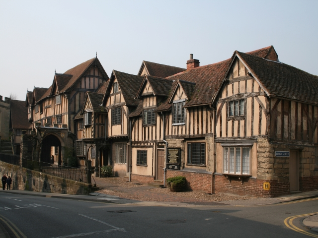Attractions - Warwick - Lord Leycester Hospital