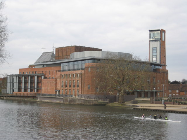 Attractions - Stratford-upon-Avon - RSC
